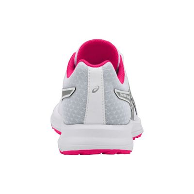 Asics Patriot 9 Ladies Running Shoes - White - Back