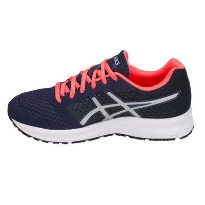 SAsics Patriot 9 Ladies Running Shoes - Side