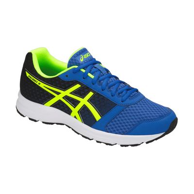 Asics Patriot 9 Mens Running Shoes - Angled