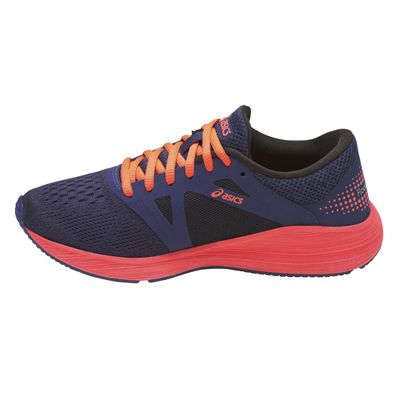 Asics RoadHawk FF GS Boys Running Shoes - Side
