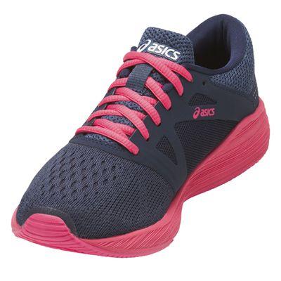 Asics RoadHawk FF GS Girls Running Shoes - Angle2