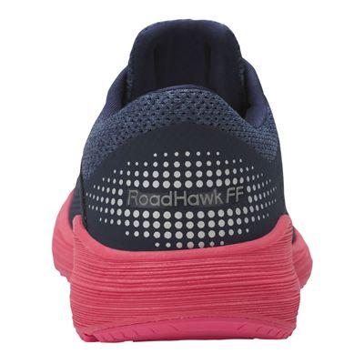 Asics RoadHawk FF GS Girls Running Shoes - Back