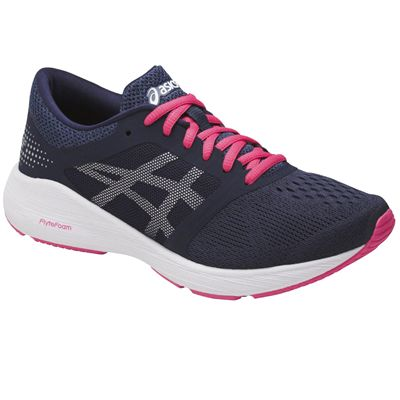 Asics RoadHawk FF Ladies Running Shoes - Angled2