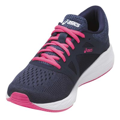 Asics RoadHawk FF Ladies Running Shoes - Angled