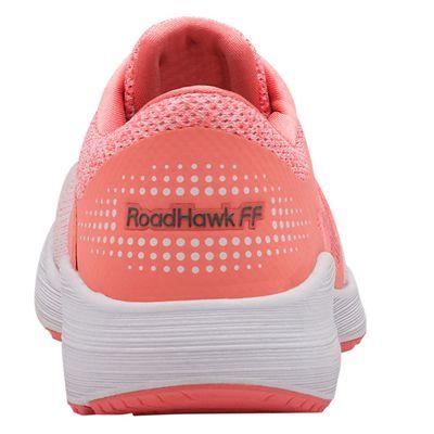 Asics RoadHawk FF Ladies Running Shoes SS18 - Back