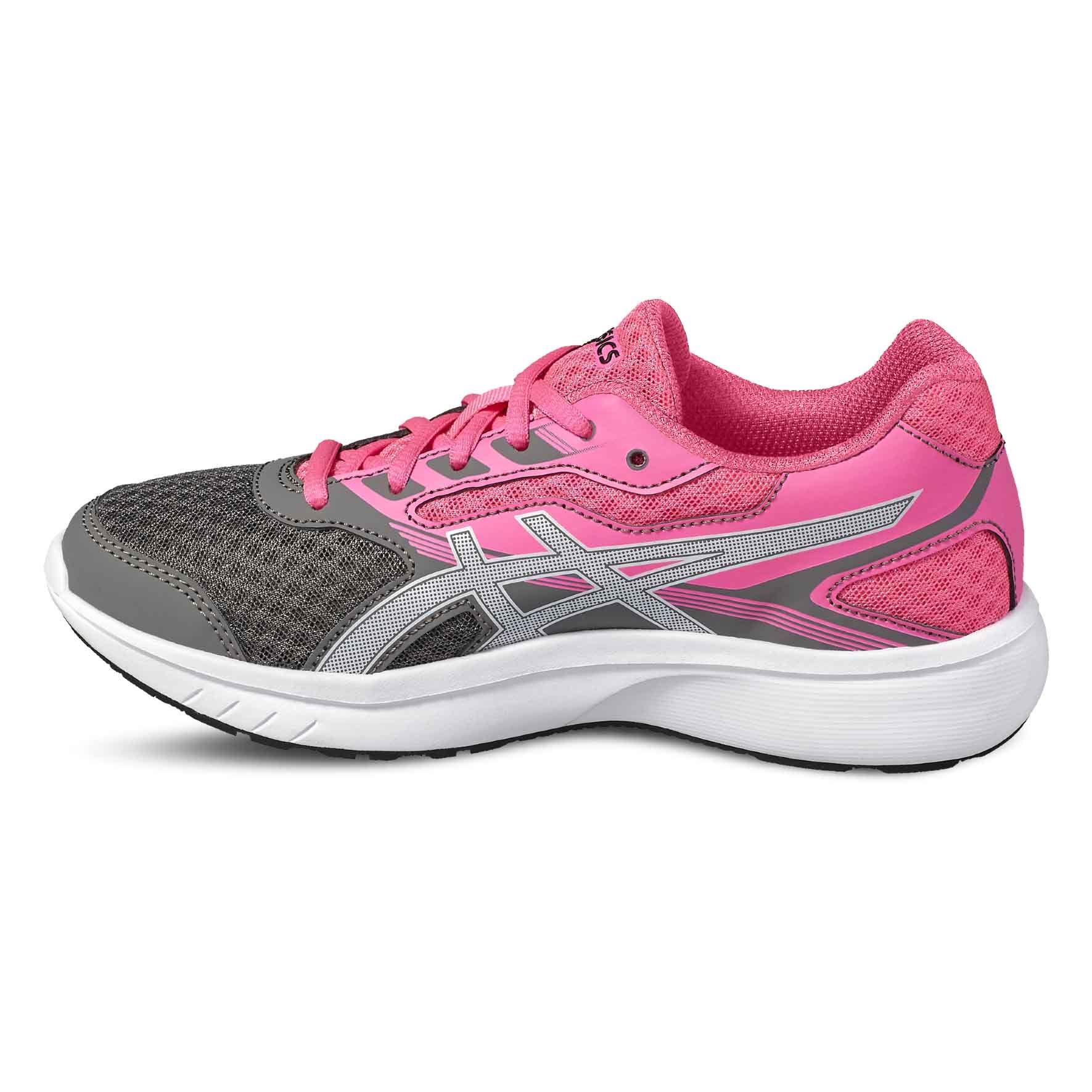 Asics Stormer GS Girls Running Shoes - Sweatband.com