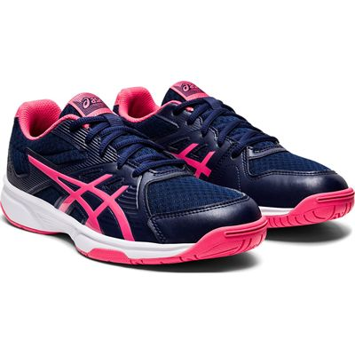 Asics Upcourt 3 Ladies Court Shoes - Angled