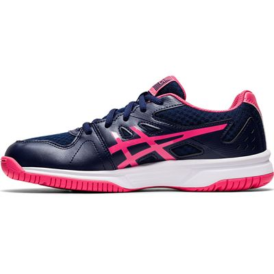 Asics Upcourt 3 Ladies Court Shoes - Side