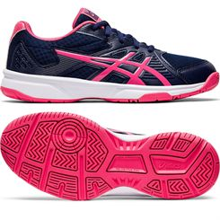 Asics Upcourt 3 Ladies Indoor Court Shoes