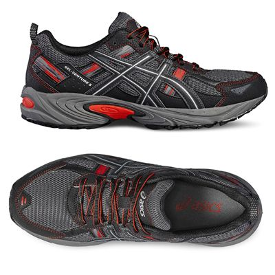Asics Venture 5 Mens Running Shoes - Alt. View