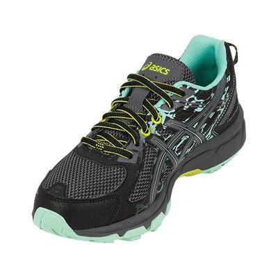 Asics Venture 6 Ladies Running Shoes - Back - Side2