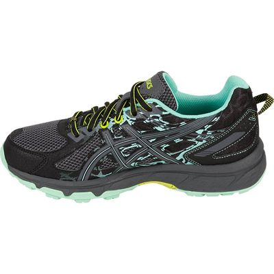 Asics Venture 6 Ladies Running Shoes - Back - Side