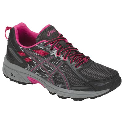 Asics Venture 6 Ladies Running Shoes AW18 - Angle