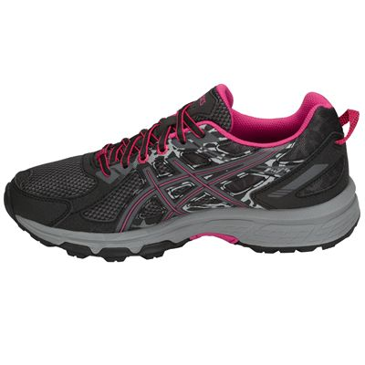 Asics Venture 6 Ladies Running Shoes AW18 - Side