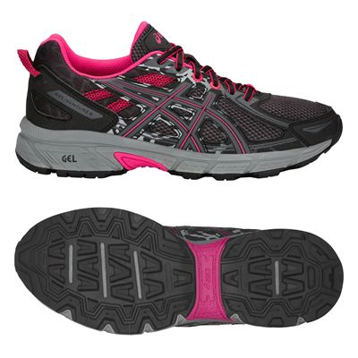 Asics Venture 6 Ladies Running Shoes AW18