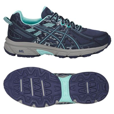 Asics Venture 6 Ladies Running Shoes SS18