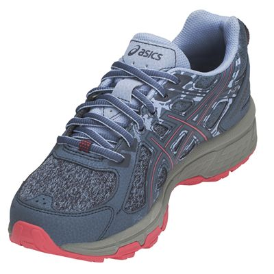 Asics Venture 6 Ladies Running Shoes SS19 - Angled1