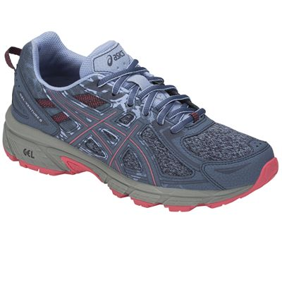 Asics Venture 6 Ladies Running Shoes SS19 - Angled2