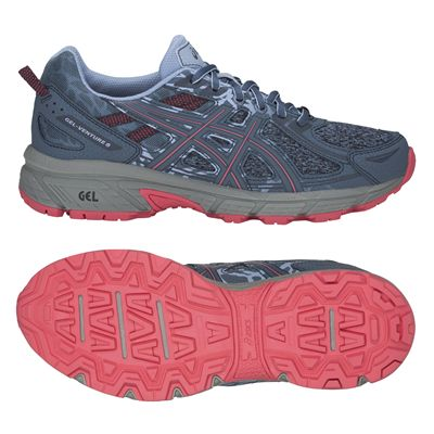 Asics Venture 6 Ladies Running Shoes SS19