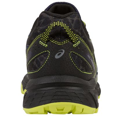 Asics NitroFuze 2 Mens Running Shoes - Back