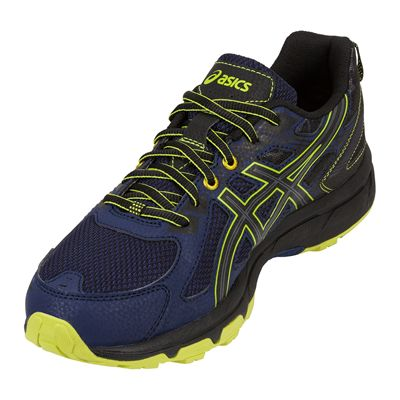 Asics NitroFuze 2 Mens Running Shoes - Angled