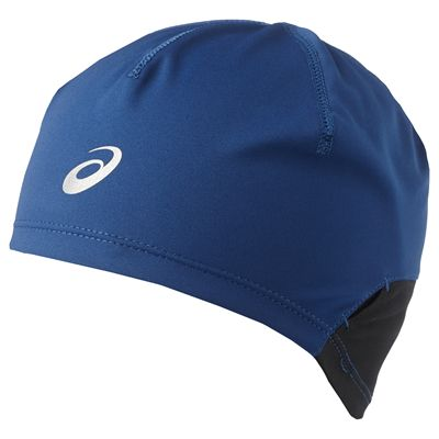 Asics Winter Running Beanie-Blue