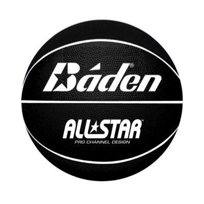 Baden All Star Basketball Black White
