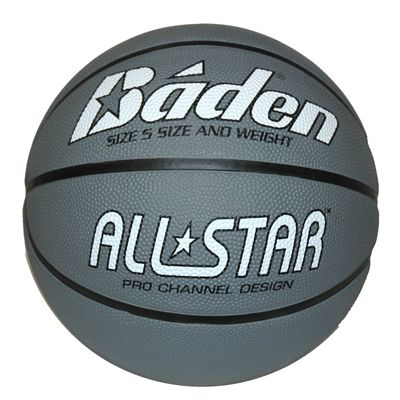 Baden All Star Basketball Silver