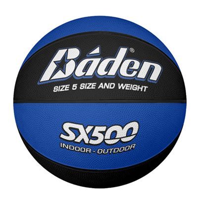 Baden SX500 Basketball Blue Black