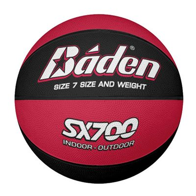 Baden SX700 Basketball Red Black