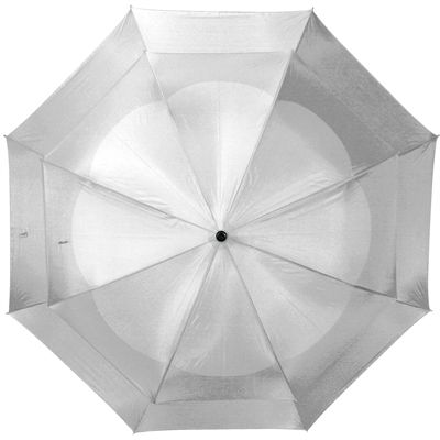 BagBoy 62 Inch UV Wind Vent Umbrella - Top
