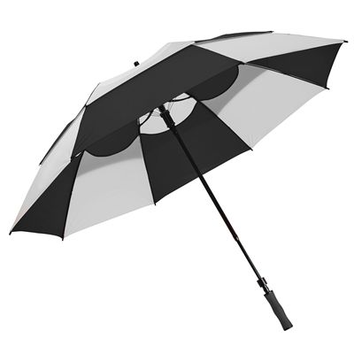 BagBoy 62 Inch Wind Vent Umbrella - BlackNavy