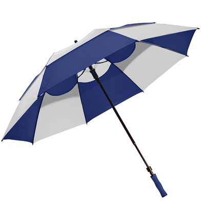 BagBoy 62 Inch Wind Vent Umbrella - Navy