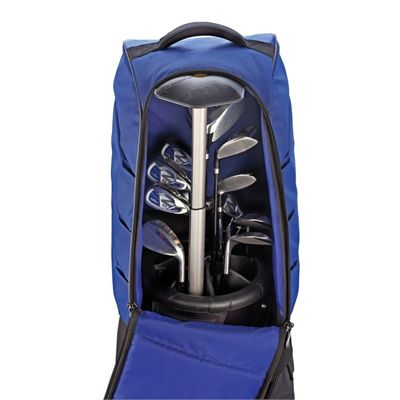 BagBoy Backbone Travel Cover Support System - In Use