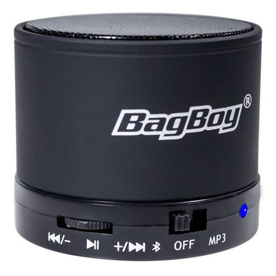 BagBoy Bluetooth Speaker - Side