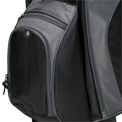 BagBoy C-500 Golf Cart Bag - Bottom - Zoom