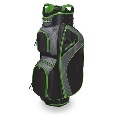 BagBoy C-500 Golf Cart Bag - Lime