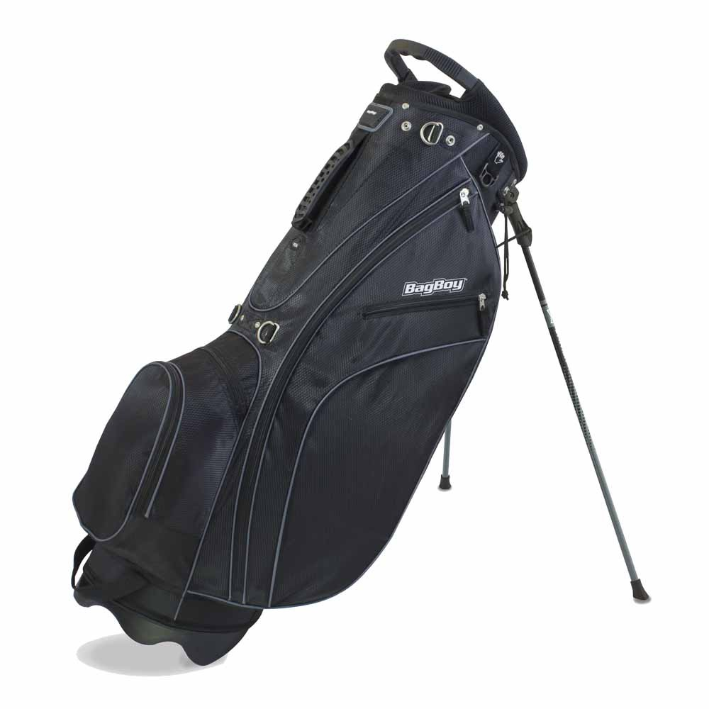 BagBoy Carry Lite Stand Bag  Black