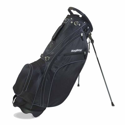 BagBoy Carry Lite Stand Bag-Black