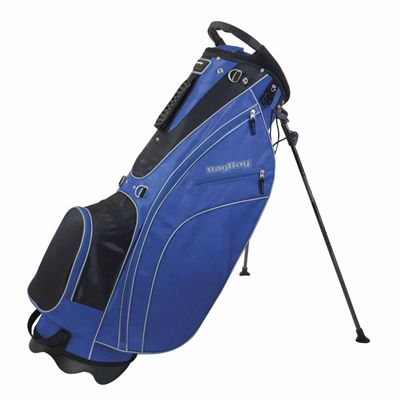 BagBoy Carry Lite Stand Bag-Navy And Black