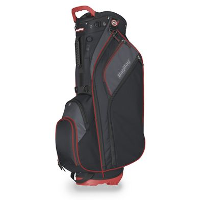 BagBoy Go Lite Hybrid Cart and Golf Stand Bag - Side