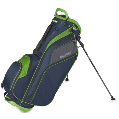 BagBoy Go Lite Hybrid Cart and Golf Stand Bag SS19 - Lime