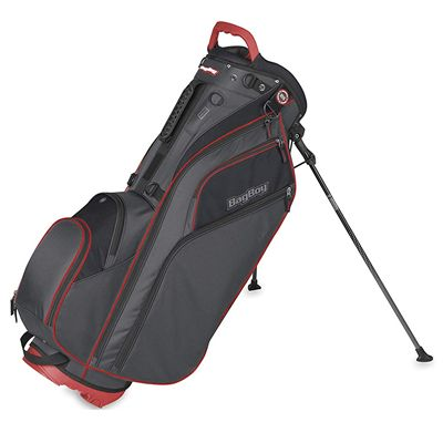 BagBoy Go Lite Hybrid Cart and Golf Stand Bag SS19 Grey