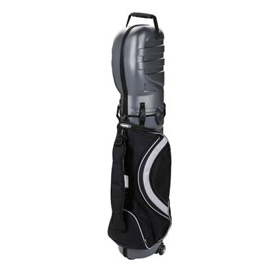 BagBoy Hybrid TC Hard Top 2 in 1 Golf Bag and Travel Cover - Rotate View