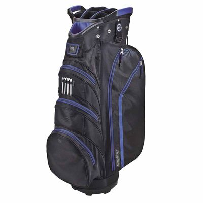 BagBoy Lite Rider Cart Bag-Black And Blue