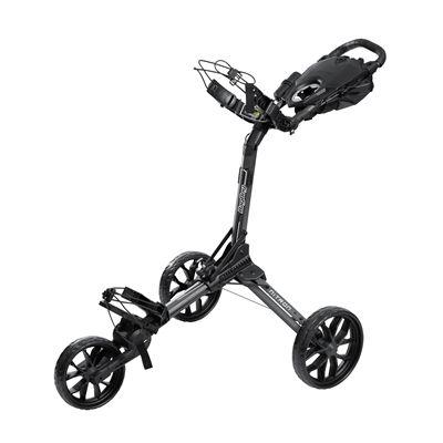 BagBoy Nitron Golf Trolley - Black