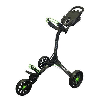 BagBoy Nitron Golf Trolley - Black Green