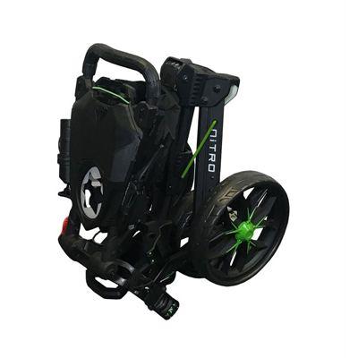BagBoy Nitron Golf Trolley - Folded
