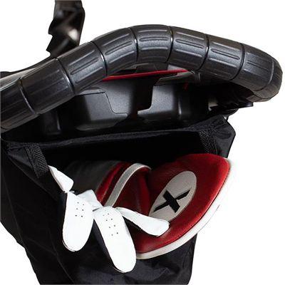 BagBoy Nitron Golf Trolley - In Use1