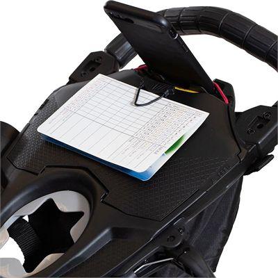 BagBoy Nitron Golf Trolley - In Use2